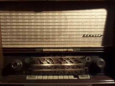 Radioreportage Herbert Zimmermann / DM-Endspiel 1949 / VfR Mannheim