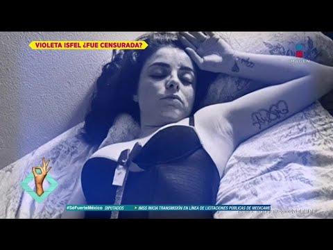 ¡Violeta Isfel revela por qué archivó su foto más sexys! | De Primera Mano