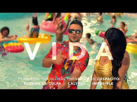 Luis Fonsi - Vida (official Album Trailer)