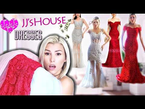 trying-on-prom-dresses-from-jjshouse!!👗+-giveaway!
