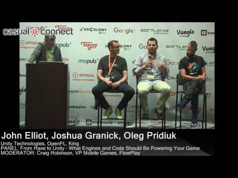 What Engines and Code Should Be Powering Your Game | PANEL