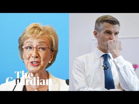 Tory leadership: Andrea Leadsom and Mark Harper clash on 31 October Brexit deadline
