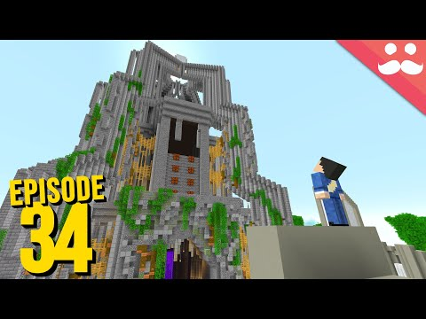 Hermitcraft 7: Episode 34 - FUTURE OF MY BASE!