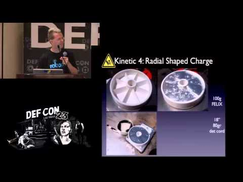 DEF CON 23 - Zoz - And That's How I Lost My Other Eye..ations in Data Destruction (Fixed)