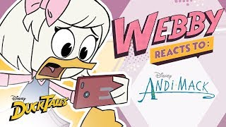 Webby Reacts To: Bex