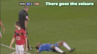 drogba having a seizure