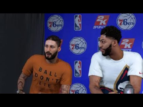 NBA 2K19 glitch freezes and crashes