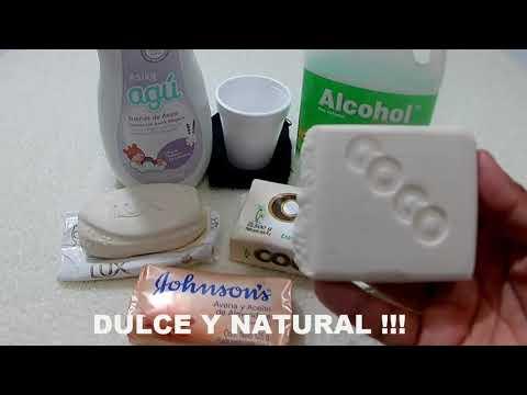 Jabon coco jabon zote espuma en tu lavadora - Jabon natural para lavadora ...