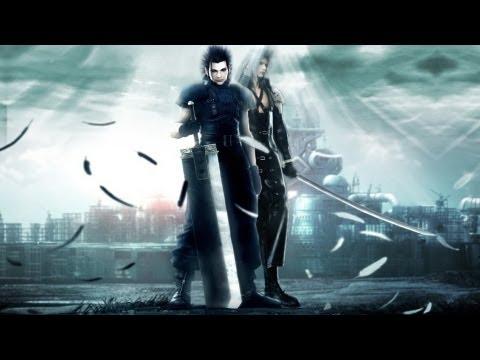 Retro - Crisis Core: Final Fantasy VII [PSP]