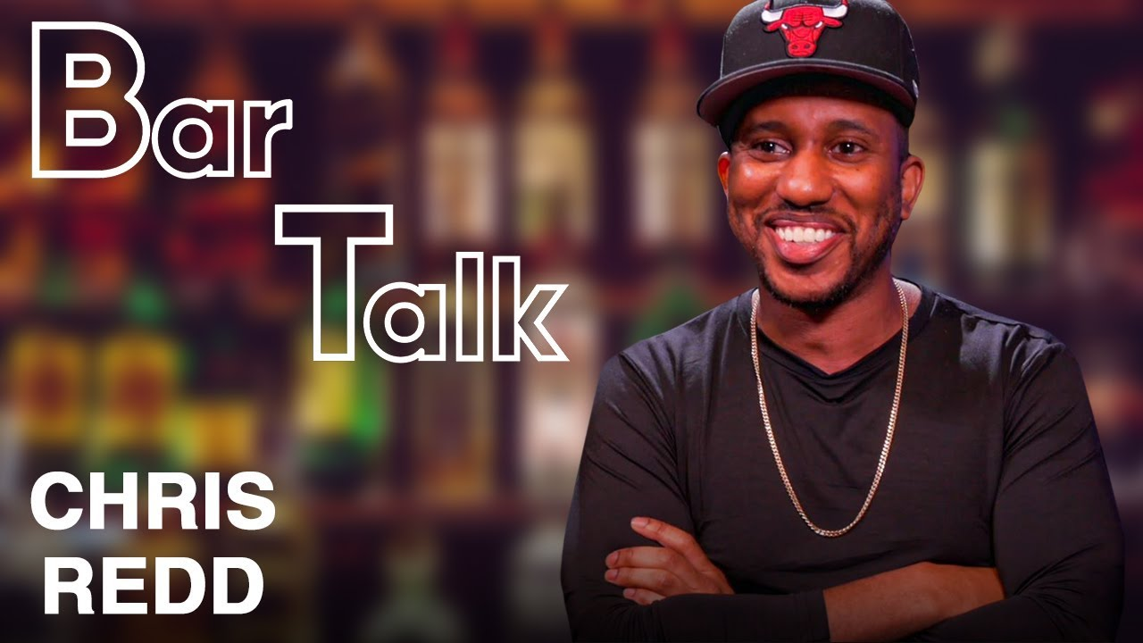 Chris Redd Tells His Entire Life Story In 30 Seconds | Bar Talk
