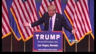 Donald Trump: I'm Protestant