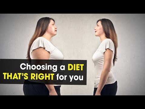 weight-loss:-choosing-a-diet-that's-right-for-you