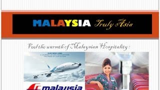 12 Minutes Tips on Malaysia Travel and Tourism Guides with Song