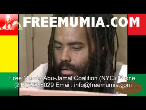 (FREE Mumia Abu Jamal ) FREEMUMIA.COM ( THE FULL  FROM DEATH ROW  INTERVIEW  .)