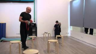 Студия Актер  Актерская схема на киноплощадке   Упражнения для 4 5 лет  11