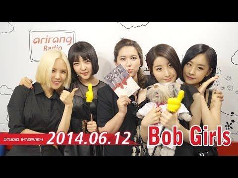 [K-Poppin'] 단발머리 (Bob Girls) Interview