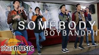 BoybandPH - Somebody (Album Presscon)