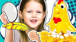 Челлендж Веселое Выдергивание Перьев У кого больше яиц? Challenge Pluck It