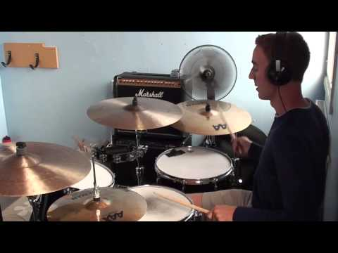 Coldplay - Shiver - Drum Cover | David Engquist