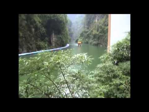 2013 Rundreise durch China 2013 Teil 7 von 8: Yangtze-Fluss-Kreuzfahrt