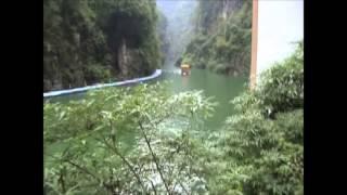 Rundreise durch China 2013 Teil 7 von 8: Yangtze-Fluss-Kreuzfahrt