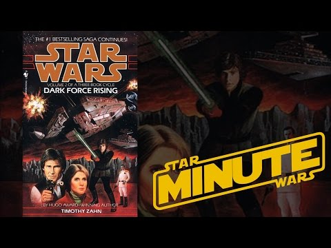 Dark Force Rising by Timothy Zahn (Legends) - Star Wars Minute