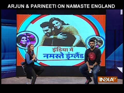 Arjun Kapoor, Parnieeti Chopra open up on Me Too Movement