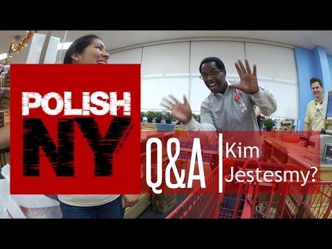 Zycie w Nowym Jorku / NJ: Kim Jestesmy (Q&A) (Polish-NY VLOG #10)