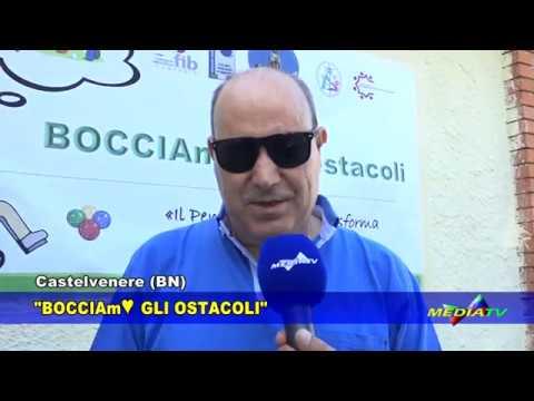 "Castelvenere (BN): ""BOCCIAmo"