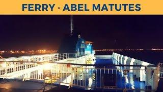Passage ferry ABEL MATUTES, Barcelona - Palma de Mallorca (Balearia)