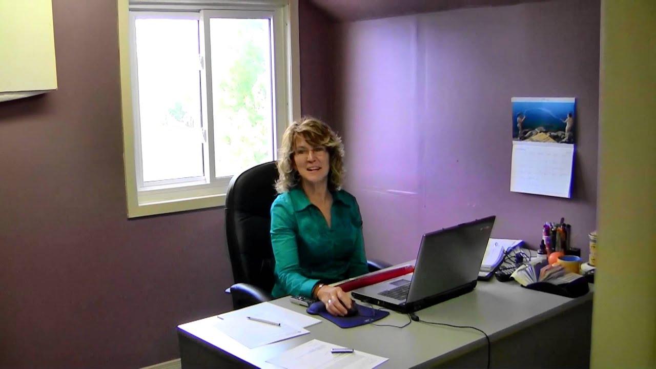 Penny Describing Job at Faunus Herbs - YouTube