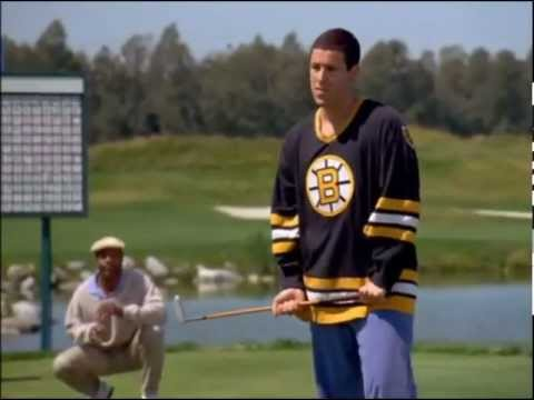 Happy Gilmore - Just Tap it in...