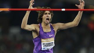 Gianmarco tamberi. high jump. world sb - 232!