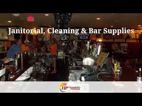 Janitorial Bar Restaurant Supplies In Dania Beach FL By Hospitality Purchasing