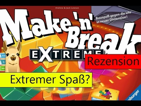 Make N Break Spielanleitung