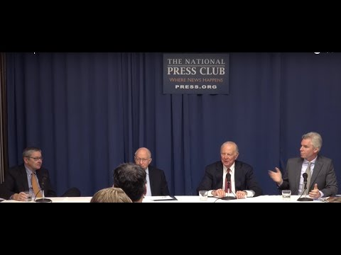 Climate Leadership Council Launch Event
