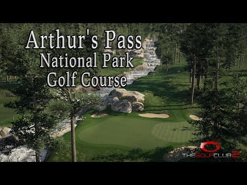The Golf Club 2 - Arthur's Pass National Park Golf Course