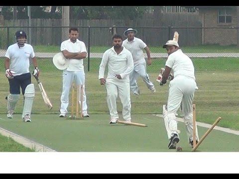 2015 Ntca Dallas  T-20 Cricket League - Plano Tigers vs Kerala Royals