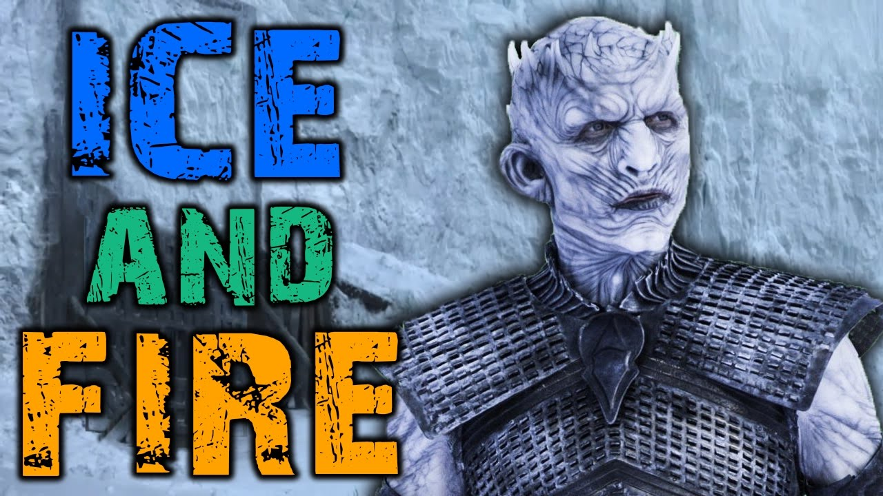 what is the meaning of fire and ice