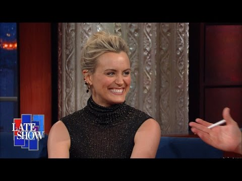 Taylor Schilling Visited Riker's Island To Research Her Role