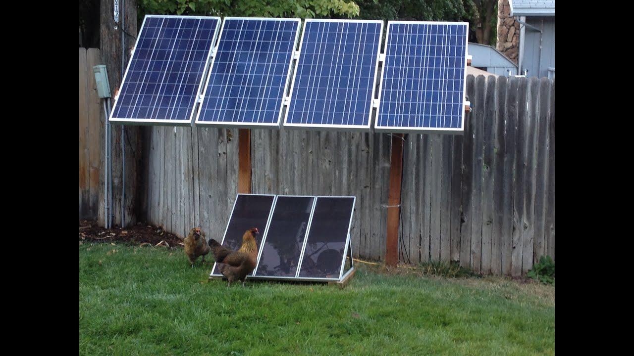 Incroyable Solar Panel System