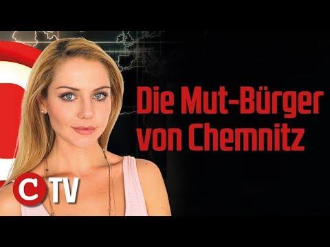 Mut-Bürger in Chemnitz, Messermänner in Frankfurt: Die Woche COMPACT