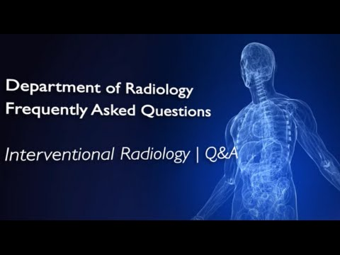 What is Vascular and Interventional Radiology