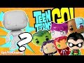 Surprise Mystery TEEN TITANS GO! DIY Pop Character GUESS WHO? a Teen Titans Surprise Toy Exclusive