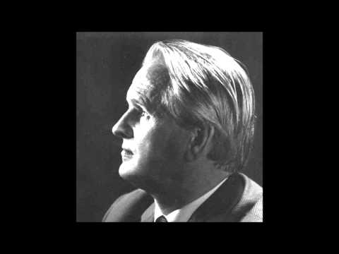 Bach Trio Sonata No.6 In G Major BWV 530, Helmut Walcha, (1956) Complete