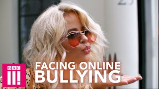 Facing Online Bullying With Emily Atack | Breaking Fashion