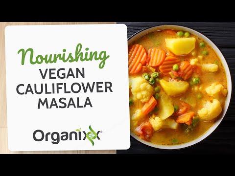 nourishing-vegan-cauliflower-masala-|-organixx-recipe