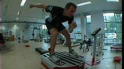 SRT Zeptor Vibration Training - Uni Frankfurt