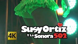 Susy Ortiz y La Sonora 502 - Concierto Viva La Cumbia / Calidad 4K