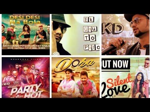 All Rap By KD Haryanvi | MDKD Music | Best Rap | Haryanvi Video Track